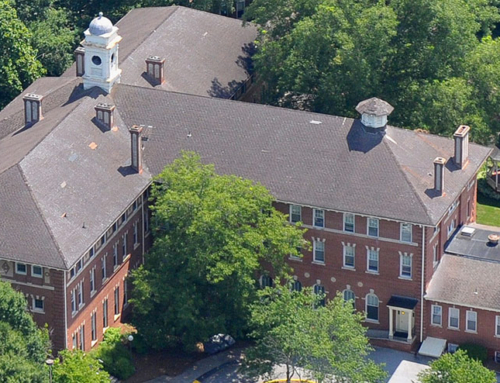 Agnes Scott College – Rebekah Hall