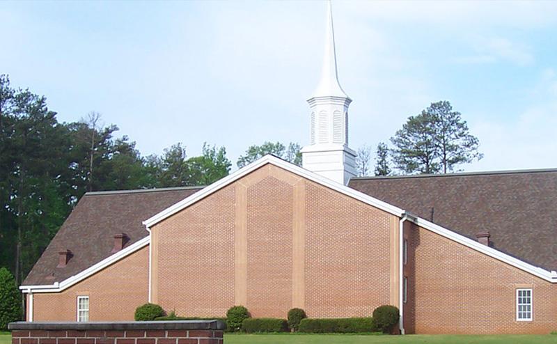 Church of Latter Day Saints Cumming