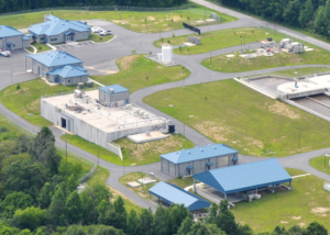 Villa Rica Waste Water Treatment Plant
