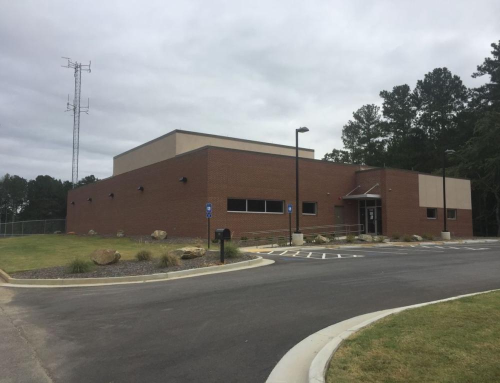 Paulding County 911 Center