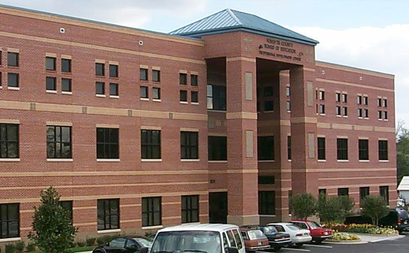 Forsyth County Board of Education   Cooper & Company General Contracting