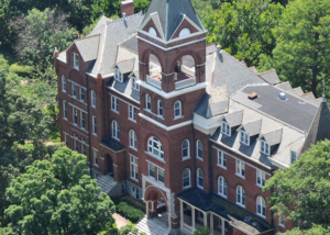 Agnes Scott Main Hall