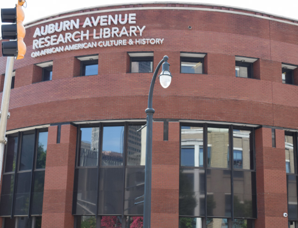 Auburn Avenue Research Library