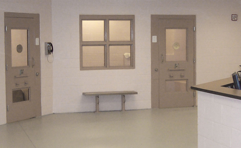 County pinal facility adult detention