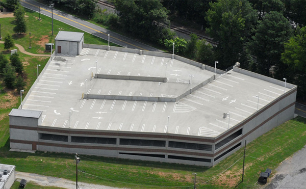 Morrow Parking Deck