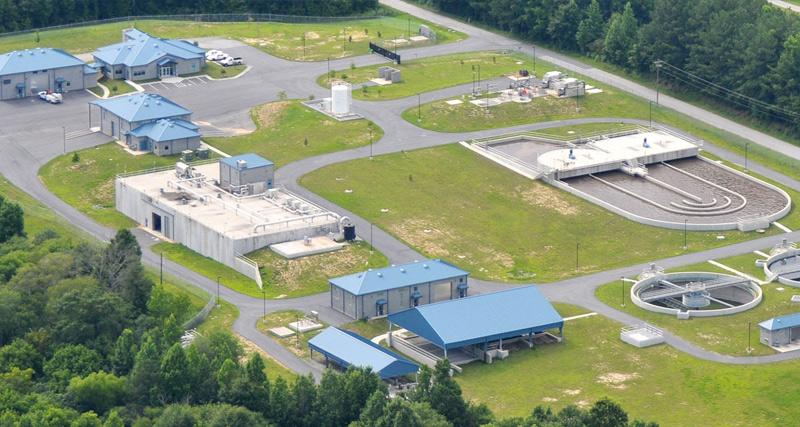 Villa Rica Waste Water Treatment Plant