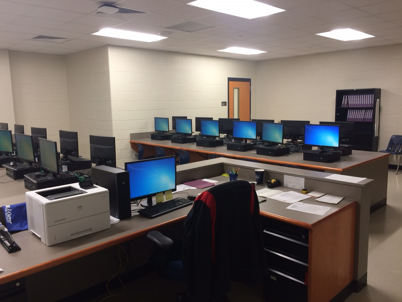 Computer Classrooms - West Forsyth