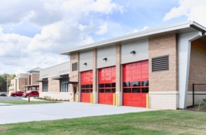 Exterior | Gwinnett Fire Training Academy | Cooper & Company General Contractors