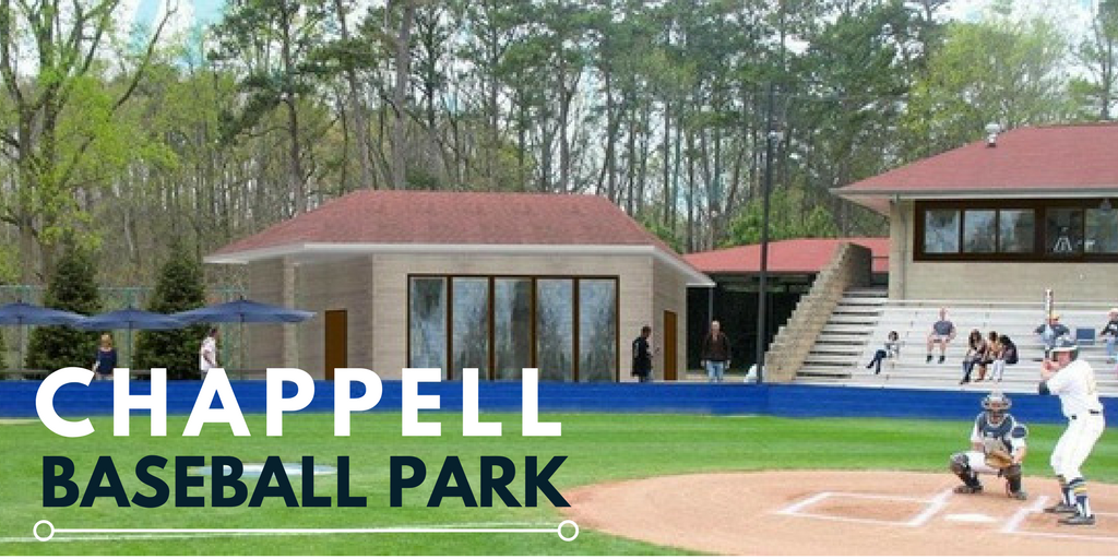 In progress emory university chappell baseball park cooper co view larger image chappell baseball park publicscrutiny Images