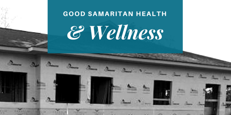 Good Samaritan Health & Wellness | Jasper, GA | Medical Construction | Cooper & Company General Contractors