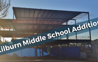 Lilburn Middle School Addition | Cooper & Company General Contractors | Lilburn, GA
