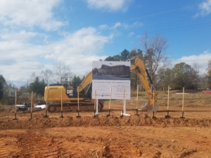 Site of the Future Habersham County Administrative Building | Clarkesville, GA | Cooper & Company General Contractors