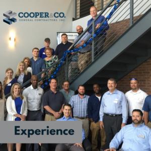 Company Experience | Cooper & Company General Contractors | Cumming, GA