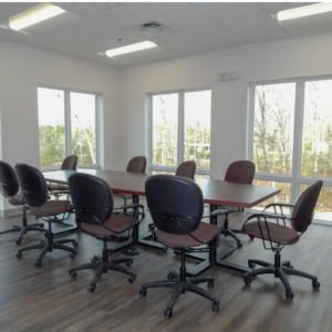 Good Samaritan Conference Room | Cooper & Company General Contractors | Jasper, GA