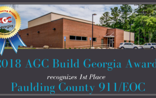 2018 AGC Build Georgia Award