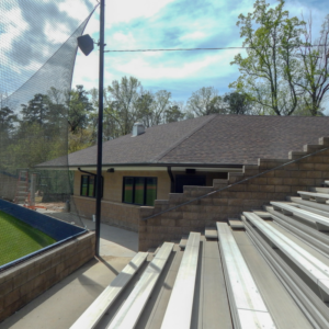Chappell Park Clubhouse | Emory University | Cooper & Company | Atlanta, GA