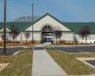 Sharon Forks Library Renovation | Cumming, GA