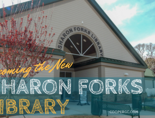 Sharon Forks Library Renovation & Addition