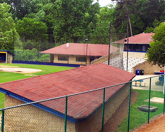 Emory University | Chappell Park Baseball Clubhouse | Atlanta, GA | Cooper and Company GC