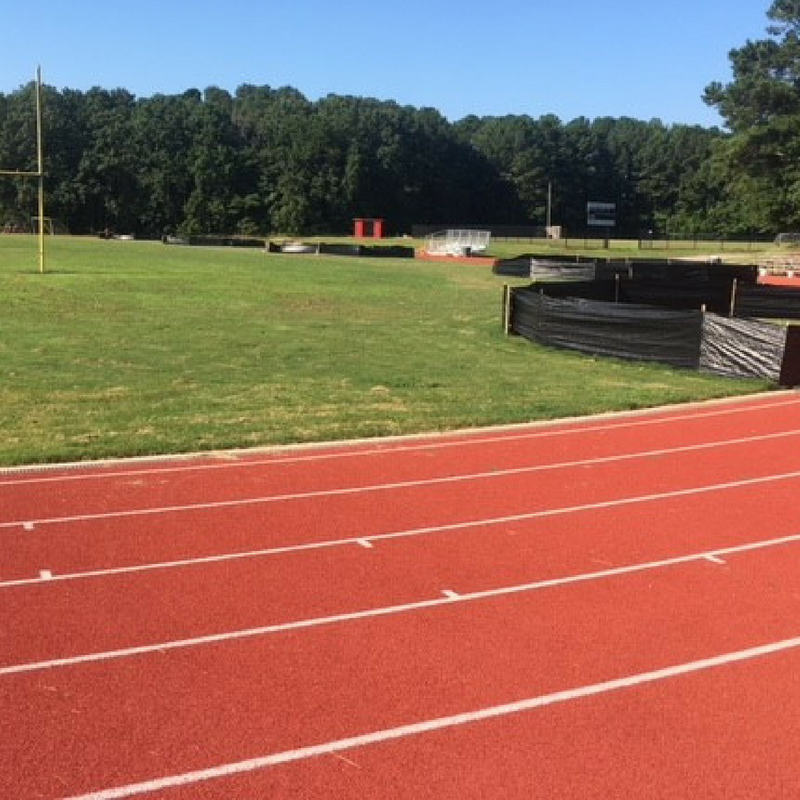 Stone Mountain High School | Athletic Complex Renovations | Dekalb County Schools | Cooper & Company