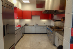 Gwinnett Fire 15 Kitchen Area | Lawrenceville, GA | Cooper & Company General Contractors