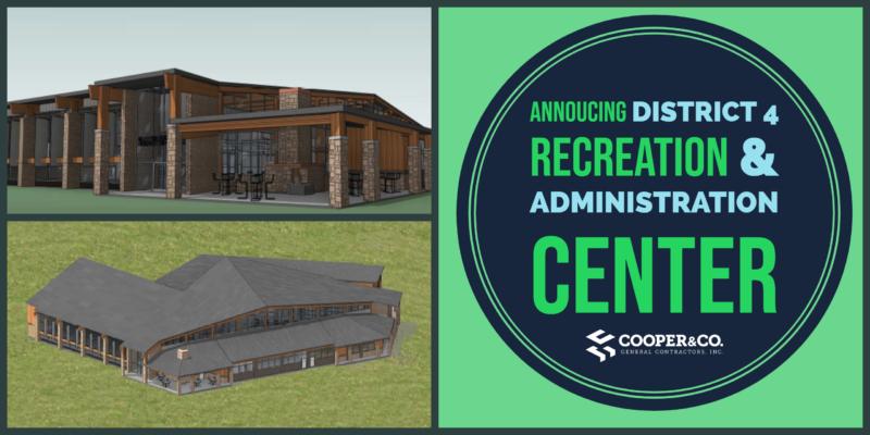Clayton County District 4 Recreation & Administrative Center | Cooper & Company General Contractors | Jonesboro, GA