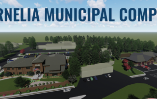 City of Cornelia Municipal Complex Groundbreaking