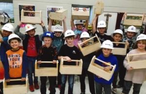 Young Apprentice Construction Club | Fulton County Schools