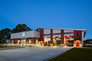 Gwinnett Fire Station #15 | merit award | cooper&company