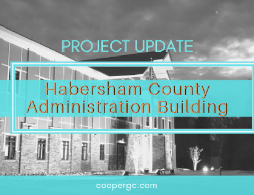 Project Update: Habersham County Administrative Building Completion