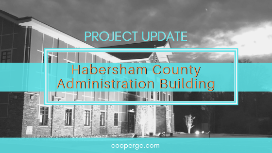 Habersham County Administrative Building | Clarkesville, GA | Cooper & Company General Contractors