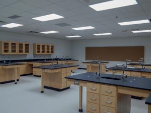 Lilburn Middle School Classroom | Cooper & Company