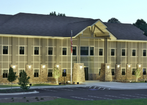 Habersham County Administrative Building | Cooper & Company