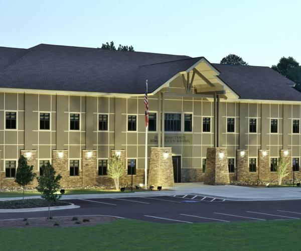 Habersham County Administrative Building | Cooper & Company