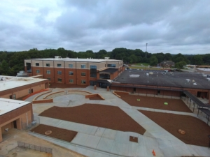 Lilburn Middle School Exterior | Cooper & Company